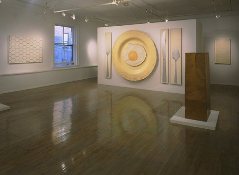 Alex Hay: Works from the 60s