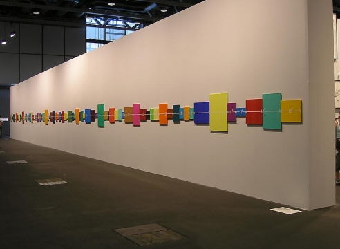 Mel Bochner: Event Horizon