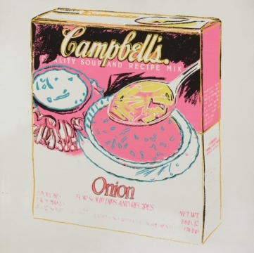 Campbell's Onion Soup Box