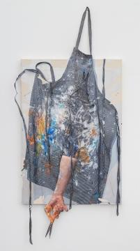 apron painting