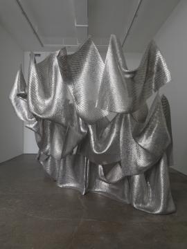 metal hanging sculpture