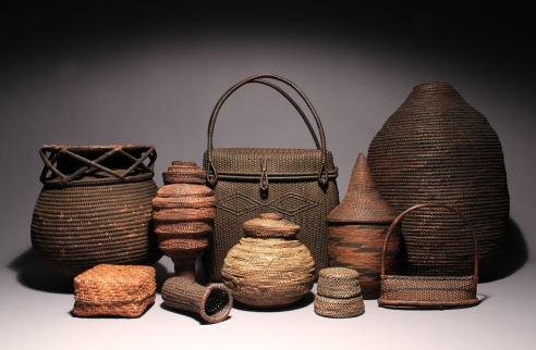 African Baskets: A Woven World