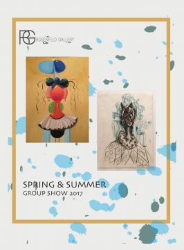 SPRING & SUMMER GROUP SHOW