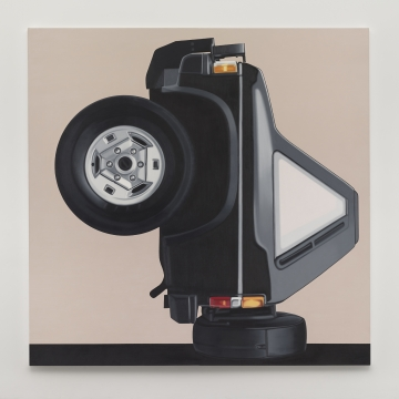Summer Group Exhibition: Richmond Burton, Peter Cain, John Chamberlain, Katharina Fritsch, Andreas Gursky, Roni Horn, Gary Hume, Andy Warhol