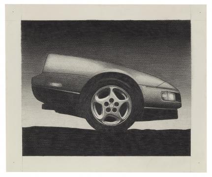 Drawings: Alan Saret and Peter Cain