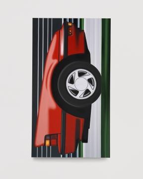 Drive: Automobili nell'arte contemporanea