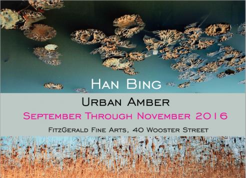 Han Bing: Urban Amber