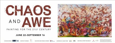Chaos and Awe: Painting for the 21st Century (Group Exhibition)