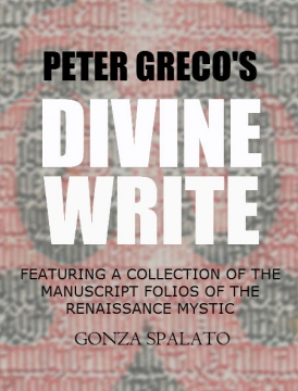 PETER GRECO'S DIVINE WRITE