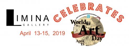LIMINA GALLERY CELEBRATES WORLD ART DAY