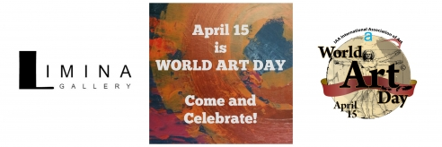 LIMINA GALLERY CELEBRATES WORLD ART DAY