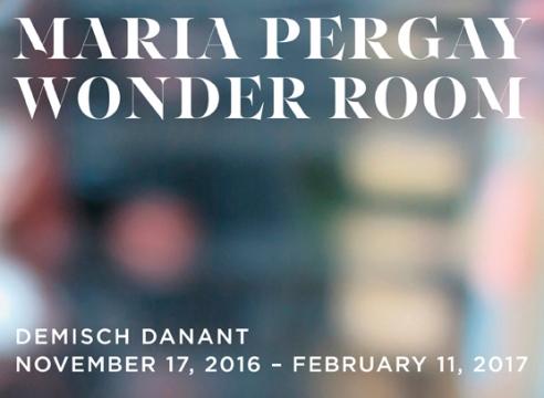 Maria Pergay: Wonder Room