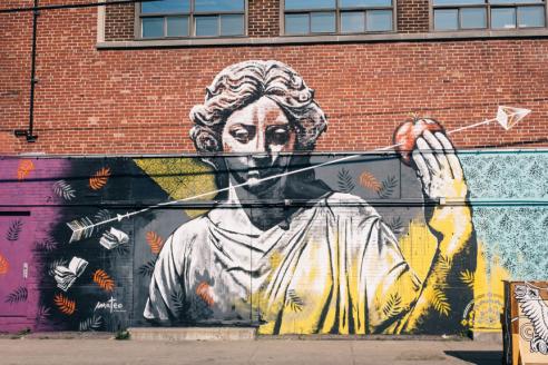Mateo | Art Public Montréal
