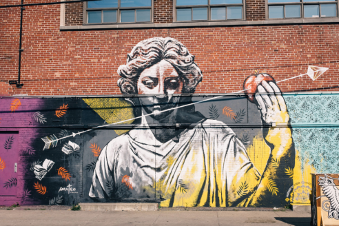 Mateo | Art Public Montreal