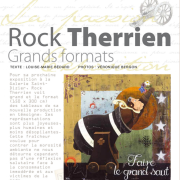 Rock Therrien | Parcours