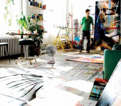 Yoakim Bélanger | Parcours Art et Art de Vivre