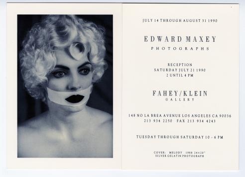 Edward Maxey