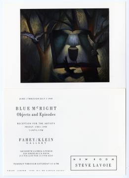 Blue McRight