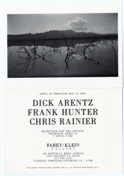 Dick Arentz / Frank Hunter / Chris Rainier