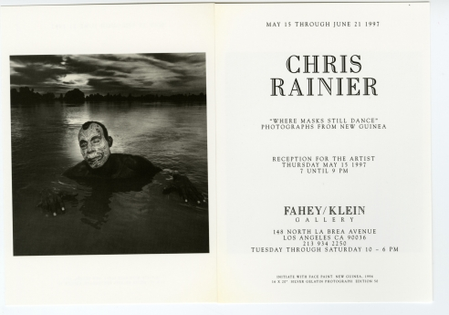 Chris Rainier