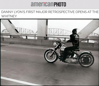 Danny Lyon in American Photo