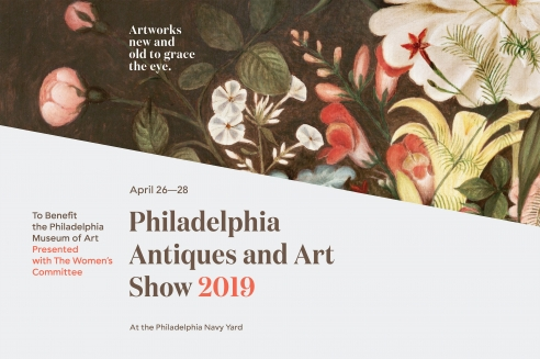 EXHIBITING AT THE 2019 PHILADELPHIA ANTIQUES AND ART SHOW
