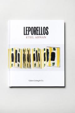 Etel Adnan: Leporellos