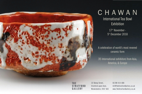 """CHAWAN""   International Tea Bowl Exhibition"