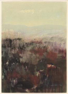 Fulvio Testa: Recent Watercolors