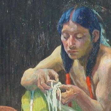 E.I. COUSE (1866-1936)