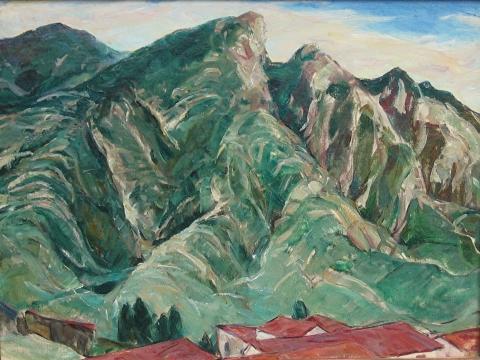 NELLIE KNOPF (1884-1974)