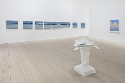 Peter Frie - Merenranta / Galerie Forsblom, Helsinki