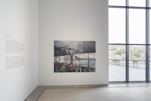Lars Lerin / Nordiska Akvarellmuseet, Skärhamn