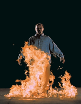 Bill Viola at the Indianapolis Museum of Art