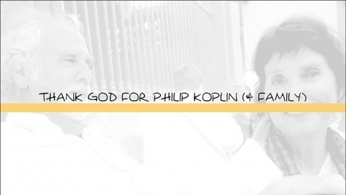 Thank God for Philip Koplin