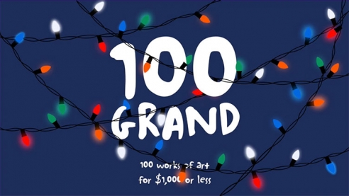 100 GRAND (100 WORKS OF ART FOR $1,000 OR LESS)