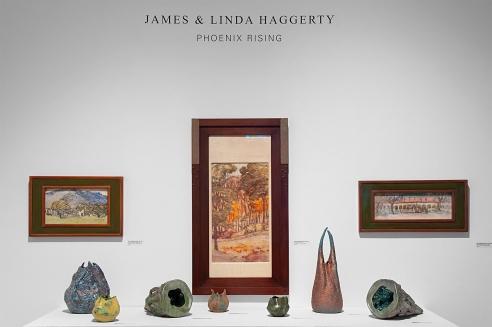 JAMES & LINDA HAGGERTY