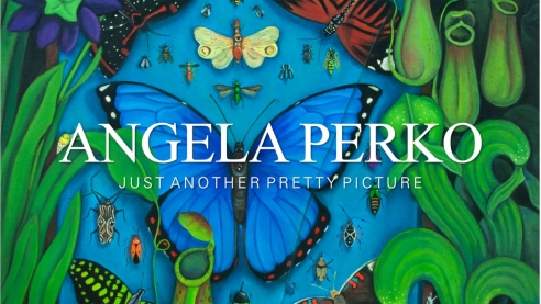 ANGELA PERKO: Just Another Pretty Picture