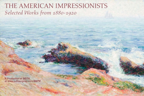 THE AMERICAN IMPRESSIONISTS
