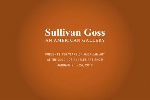 L.A. ART SHOW, 2010