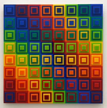 The Grid in Modern Latin American Art