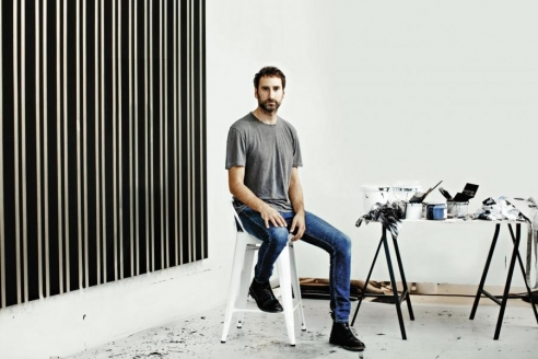 """Idris Khan on his politically infused Frieze show and how he """"fell into art"""""""