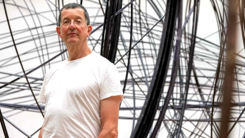 Antony Gormley: 'What you see is what you get'