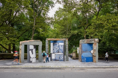 BEFORE SUMMER ENDS, SEE THESE FIVE TEMPORARY ART INSTALLATIONS IN NEW YORK