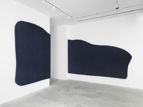 Landon Metz's New Paintings