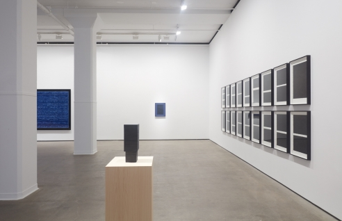 "Must See: ""Idris Khan Blue Rhythms"" at Sean Kelly Gallery"
