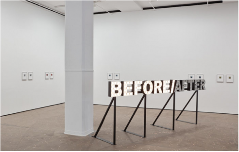 An Interview with Peter Liversidge: In the Core of Art Making, Lies Breakdown: Twofold at Sean Kelly Gallery