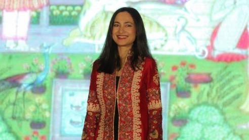 Creativity has no national, racial, or religious boundaries: Shazia Sikander