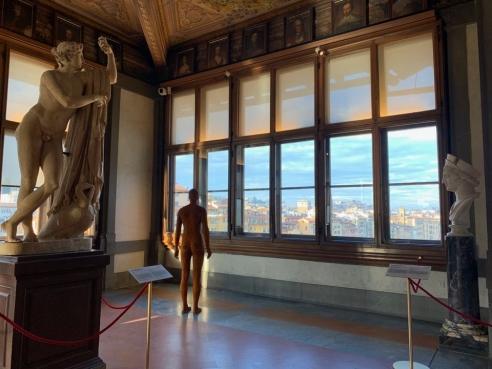 The Art Newspaper Podcasts: Antony Gormley at the Uffizi, plus portrait miniatures
