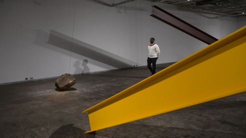 Jose Davila challenges accepted boundaries with exhibition at the Dallas Contemporary